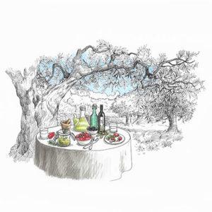 Huile d'olive & condiments