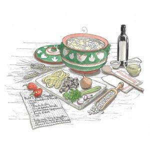Pâtes & Légumes secs