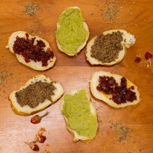 Crème d'asperges bio (Patè di asparagi)