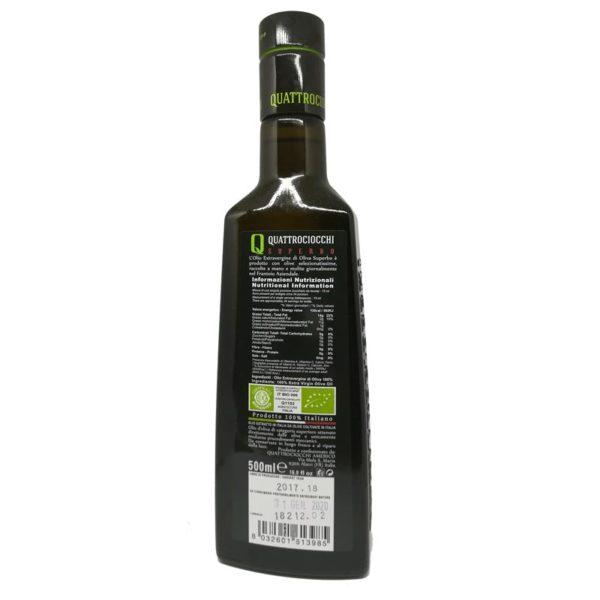 Huile d'olive bio Superbo Quattrociocchi