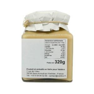Crème d'amandes à l'huile d'olive