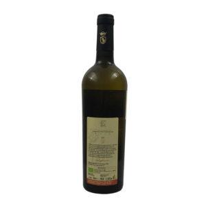 Vin blanc bio Pampanaro
