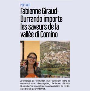 Le magazine municipal de St-Arnoult (78) parle de nous !