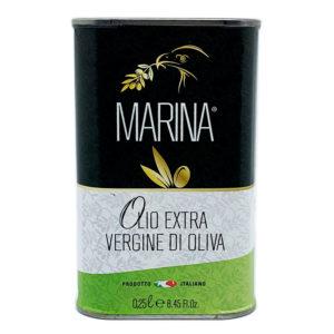 Huile d'olive vierge extra bio Marina