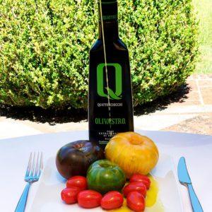 Huile d'olive vierge extra bio Olivastro
