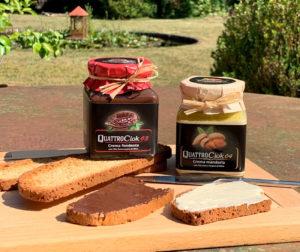 Pâtes à tartiner à l'huile d'olive bio
