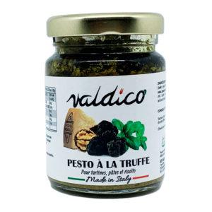 Pesto à la truffe d'été