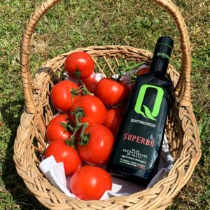 Huile d'olive vierge extra bio Superbo