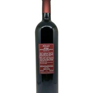 Vin rouge Altair Cabernet di Atina DOC