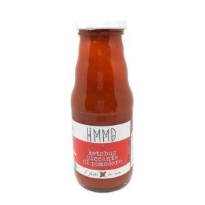 Ketchup de tomates piquant