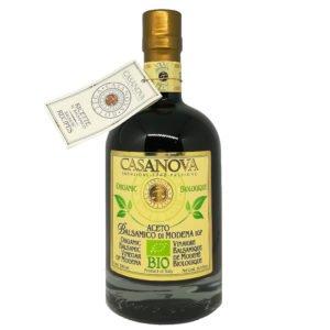 Vinaigre balsamique IGP bio de Modène