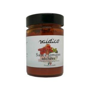 Sauce aux tomates séchées