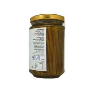 Pousses de germes d'ail rouge de Castelliri