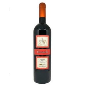 Vin rouge Deneb Cabernet di Atina DOC 2018