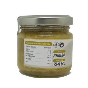 Crème d'agrumes de Salina, menthe sauvage & amandes