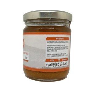 Marmelade d'agrumes de Salina