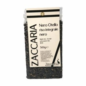 Riz noir Otello complet Zaccaria